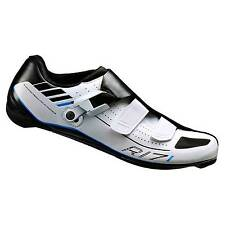 Shimano R171 Road Shoes - Cycling, White / Black, Racing, Carbon Fibre Sole
