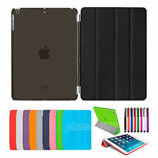 Magnetic Leather Smart Stand Case Cover Wake/Sleep For Apple iPad Air 2 iPad 6
