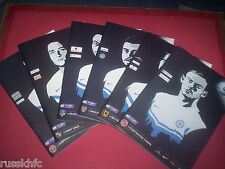 2014/15 - PETERBOROUGH HOME PROGRAMMES CHOOSE FROM