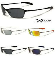 XLoop Metal Sport Designer Sunglasses Men