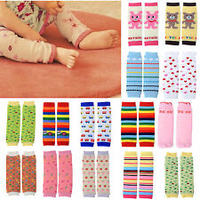 Vogue Cute Cotton Baby Toddler Infant Girl Boy Legging Long Socks Arm Leg Warmer