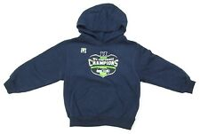 + Seattle Seahawks Youth 2013 NFC Conference Champions Hoodie - Navy