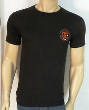 DC Shoes Sledge Hammer Graphic Tee Mens Black Double Logo T-Shirt New NWT