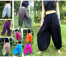 GOOD HAREM PANTS - BAGGY PANTS, BALLOON, YOGA, GYM, CASUAL, GOA, TRAVELLER