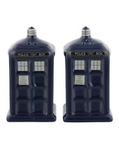 Doctor Who Dr Who Tardis sale e pepe shaker blu DR WHO ortaggio Set