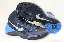NEW Mens NIKE Hyperdunk 2013 TB 584433 400 Navy Blue Basketball Sneakers Shoes