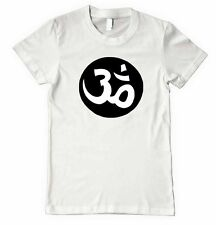 HINDUISM SYMBOL OM Unisex Adult T-Shirt Tee Top