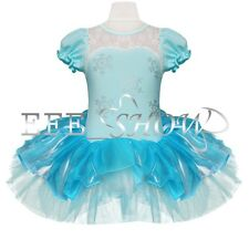 New Frozen Elsa Anna Cosplay Jelly Shoes Ballet  Dress Xmas Gift for Girls Kids