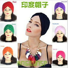 16 colors for men and women jersey fabric fashion hat scarf hat ear cap India