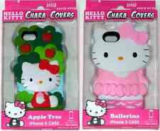 NEW!! IPHONE 5~*~Hello Kitty~*~Ballerina OR Apple Tree Chara-Cover Phone Case