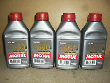 1x 2x 3x 4x MOTUL RBF 660 FACTORY RACE RACING BRAKE FLUID DOT4 STOCK CAR RACER