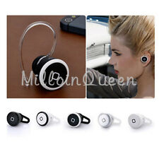 Hot sale World Smallest Bluetooth Stereo Headset Earphone For iphone Samsung