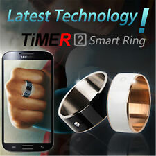 New NFC Magic Wear Smart Ring for Android Mobile Phone Samsung LG HTC Nokia Sony