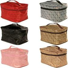 Large Cosmetic Make Up Bag Case Travel Toiletry Wash Beauty Ladies Women Design