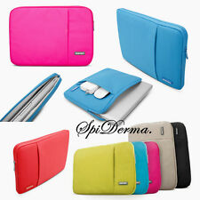 """Notebook Laptop Sleeve Case Bag Pouch Cover For 11"""" 13"""" 15″ MacBook Air/Pro+KB S"""