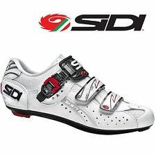 SIDI Genius 5 Fit Millennium 3 Road Cycling Shoes Racing Cycle RRP£170 Size 7 9