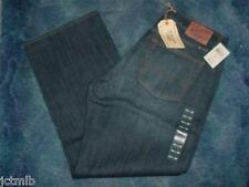 NEW MENS LUCKY BRAND 181 RELAXED BLUE JEANS STRAIGHT MID RISE 36 38 30 32 $88