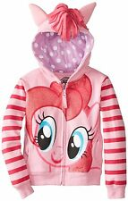 My Little Pony Pinky Pie Little Girl's Pink Hoodie FREE SHIPPING