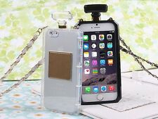 Luxury Fashion Perfume Bottle Chain Carry Case Cover For iPhone 6 4.7        e4