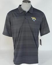 Nike Dri Fit NFL On Field Jacksonville Jaguars Short Sleeve Polo Shirt Mens NWT