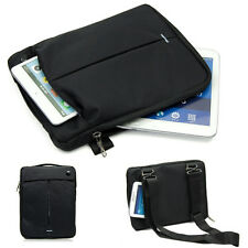 "10"" Tablet Zipper Shoulder Bag Pouch Carrying Case For iPad 1 2 3 4 5 Air Mini"