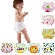 Diaper Cover Underwear Toilet Pee Potty Infant Kid Baby Boy Girl Training Pants