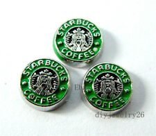 wholesale Starbucks Coffe Floating charms Fits lot for Glass Living Memory FC360