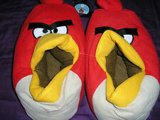 Angry Birds Mens Full Body Slippers