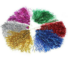 Enduring Fad Sports Cheerleader Party Favors Flower Ball Pom Poms Delicate WFCA