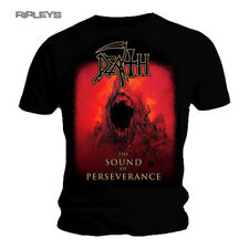 Official T Shirt DEATH Black Death Metal SOUND Of Perseverence All Sizes