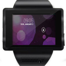 """An1 2.0"""" Android Smart Watch Mobile Phone Quad Band WiFi Bluetooth USB        EL"""