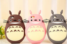 For APPLE IPHONE Cartoon Cute Soft Silicon My Neighbor Totoro Case Cover NEW