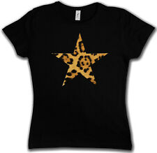 GIRLIE SHIRT JAGUAR FUR STAR LOGO I - Leo Tattoo Fell Star XS S M L XL XXL Shirt