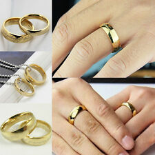 2015 The One Ring LOTR Titanium Steel Wedding Aragon Ring Lord of the Rings