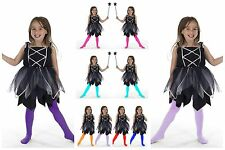 C 80 Denier 21 Colors Choose One Girls Soft Comfortable Opaque Pantyhose Tights