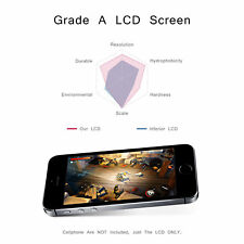 Replacement For iPhone 4 4S 5 5C 5S LCD Touch Screen Digitizer Display Assembly