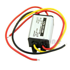 DC Waterproof to DC buck Converter 12V to 3/3.3/3.7/5/6/9V Power Supply Module