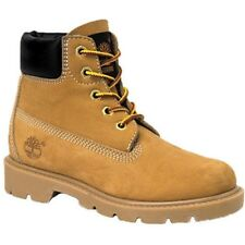 Kids Timberland 6 Inch Classic Boot Toddler Boots Wheat Nubuck *New*