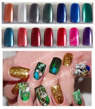 Bling Metallic UV Gel Long-lasting Nail Art Manicure Gel Polish Varnish Shellic