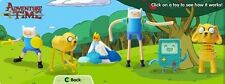 McDonald's 2014 - Adventure Time - Chose your toy or the set