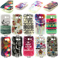 New Silicone Cover Case For Samsung Galaxy Fresh Lite Trend Duos GT S7390 S7392