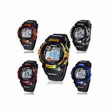 SPORT WATCH Fashion Sports LED Uhr UNISEX Armbanduhr SYNOKE Kult-Uhr (U-K36)