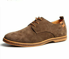 2015 Suede European style leather Shoes Men's oxfords Casual Multi Size Fashion
