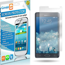 Clear Screen Protector Phone LCD Cover Guard for Samsung Galaxy Note Edge