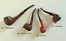 HAND CARVED/TOBACCO/SMOKING PIPE/NATURAL WOOD/PICK YOUR DESIGN