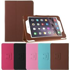 "Leather Case Cover Stand for Universal 7"" 7.9 8"" 9"" 9.7"" 10 10.1"" Android Tablet"