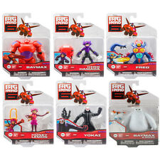 Disney Big Hero 6 10cm Action Figure Choice of Figures (One Supplied) NEW
