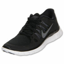 New Nike Men's Free 5.0 + Running Shoes Black 579959-002  ***