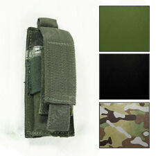 NEW Tactical MOLLE PISTOL 9MM MAG MAGAZINE AMMO POUCH Airsoft - Colour Option