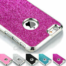 Luxury Crystal Rhinestone Diamond Bling Hard Case Cover For iPhone 6 6 Plus 5.5